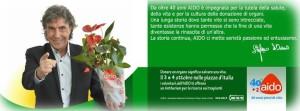 """A.I.D.O, 14a Giornata Nazionale: """"Un Anthurium per l'informazione"""" A Soverato e a Chiaravalle Centrale (Cz)"""