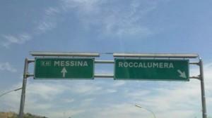 Sicilia. A18 : Chiusa la tratta Roccalumera-Giardini Naxos