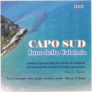 copertina DVD CAPO SUD ottobre 2015 Angelo Laganà