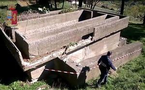 Messina provincia. La Polizia di Stato sequestra lo scarico dell'impianto fognario del comune di Tusa