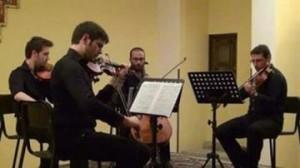 Domani, domenica 15 al Palacultura il Cesar Franck String Quartet per la Filarmonica Laudamo.