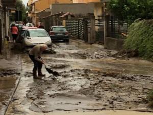 Alluvione Milazzo Bastione (1)
