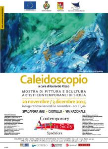 """Messina. Conferenza stampa di presentazione della mostra """"Caleidoscopio"""""""