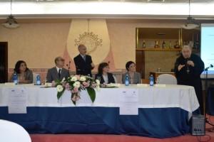 Rett - I relatori del convegno