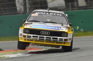 Riolo - Floris su Audi