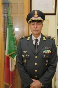 _V9A5719 Col. Giuseppe Minutoli Comandante del GAN Guardia   di Finanza di Messina
