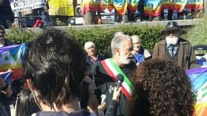 """Le vostre lettere: """"Corteo di solidarietà e fedeltà per il Sindaco Renato Accorinti."""""""