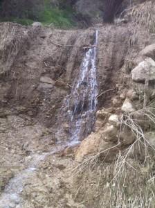 Messina di nuovo senz'acqua. Nuova interruzione della conduttura Fiumefreddo presso Catalabiano. VIDEO di Tempostretto.it