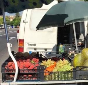 ambulante frutta
