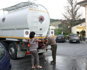 Messina. Comunicazione di servizio del Commissario Delegato per l'emergenza idrica.