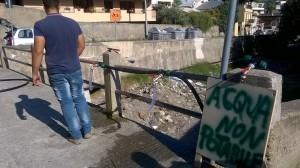 Messina. Zona Sud ancora senza acqua. Zafferia, le lamentele e punti di approvvigionamento.