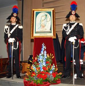 commemorazione virgo fidelis