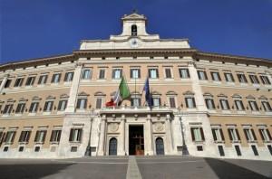 Palazzo della Camera dei Deputati - Roma