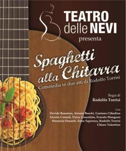 """Milazzo (Me). Sul palcoscenico del Trifiletti domenica 6 dicembre con """"Spaghetti alla Chitarra"""" di Rodolfo Torrisi"""