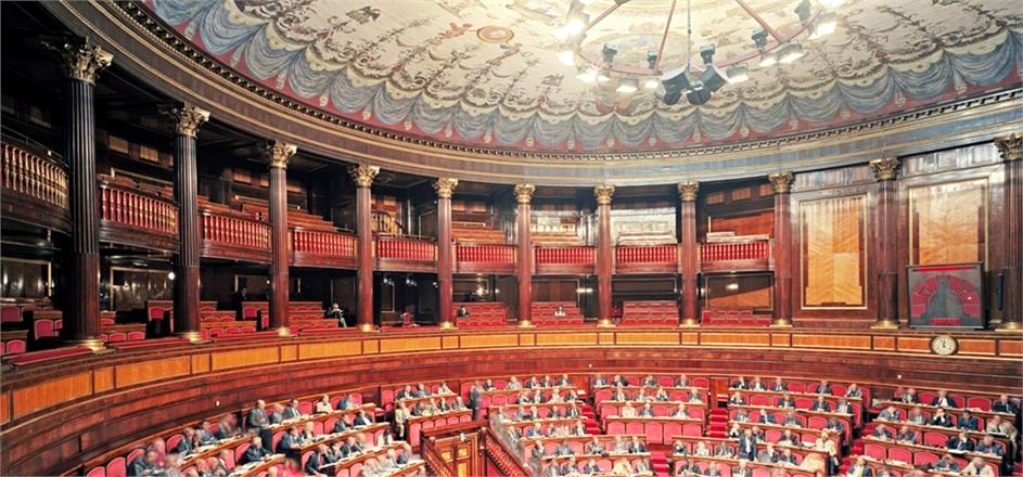 Una risposta di luciano violante del novembre 1998 for Senato repubblica