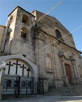 facciata chiesa san domenico - badolato