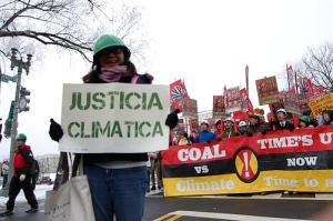 giustizia climatica per Pariugi 2015