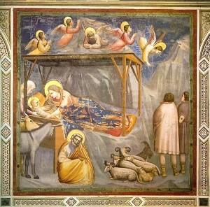 nativita-di-gesu-giotto cappella scrovegni - padova