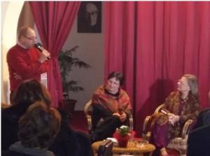 """Bovalino (Rc): """"Tra giornalismo e letteratura"""", incontro-discussione con la giornalista e scrittrice Annarosa Macrì."""