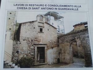 Guardavalle chiesa S. Antonio Padova