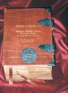 la bibbia in latino