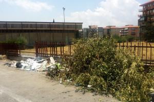 strade sporche e discariche a san giovanni galermo   (3)