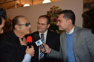 CROSIA Greco intervista Tony Renis