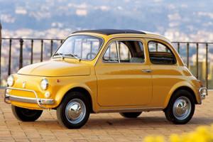 Fiat 500 L – 'Lusso' (1968 – 1972)