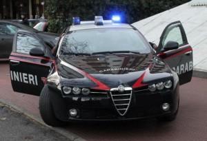 Reggio e provincia. Interventi dei Carabinieri.