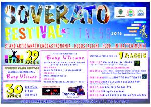 Notte Battente alla 2^ edizione del Festival & Fitness di Soverato (Cz)