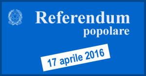referendum trivelle 17 aprile 2016 cartello istituzionale