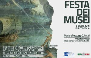 Festa dei Musei 2016 Monasterace (Reggio Calabria) Museo archeologico antica Kaulon e Locri (Reggio Calabria) Museo e Parco archeologico di Locri.Sabato 2  e domenica 3 luglio 2016