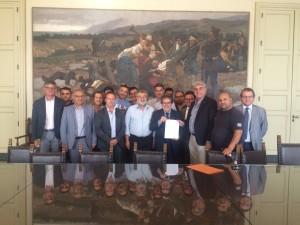 Catania. Acciarie di Sicilia, Bianco da Renzi per abbassare il costo dell'energia