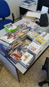 Catania. Antiabusivismo commerciale, sequestrati centinaia di cd e dvd e quintali di ortofrutta