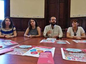 """Messina. Si è svolta la conferenza stampa dell'evento """"Movimenti in Comune"""""""