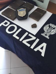 Reggio Calabria. Focus 'ndrangheta della Polizia di Stato in zona centro e nord.
