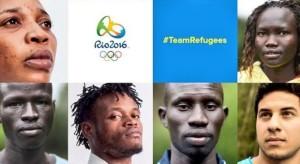 Nazionale Rifugiati alle Olimpiadi di Rio 2016