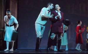 Stefania Maresca e Davide Borgia