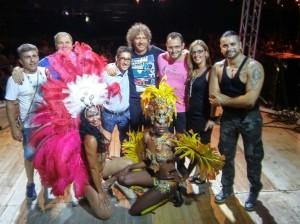 Soverato (Cz).Grande partecipazione alla seconda serata del Summer Carnival. Cresce l'attesa per la sfilata