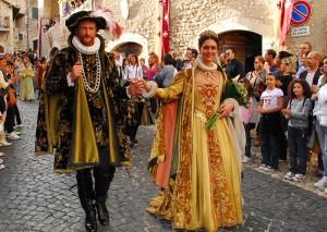 rievocazione storica in costume