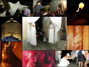 In provincia di Catanzaro. Insegui l'arte, II Edizione, da Sant'Andrea a Badolato Borgo