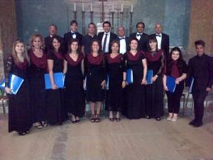 S. Andrea Jonio (Cz). Concerto di Musica Sacra