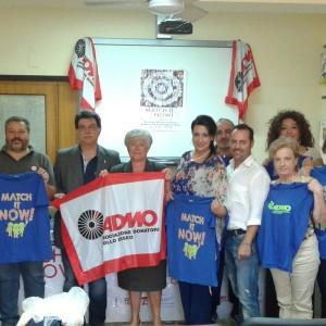 """Messina. Al via la Manifestazione """"Match it now"""" per sensibilizzare la Donazione del Midollo Osseo"""