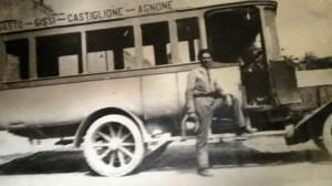 Luigi Mancini autista Gissana 1923