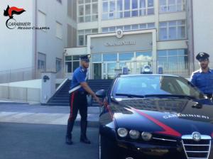 Gruppo Carabinieri Locri. Chiuso un noto esercizio commerciale di Caulonia (Rc).