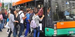 pendolari autobus