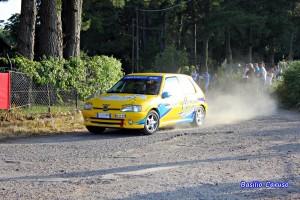 Sicilia. Stella a 5 punte per la Nabrosport al 2° Tindari Rally