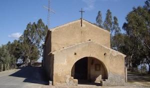 Badolato - santuario basiliano Madonna della Salute