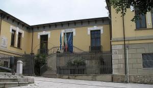 Laureana_di_Borrello_Municipio
