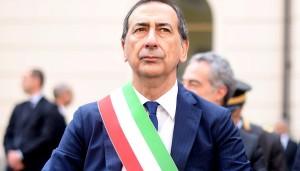 Milano: prima uscita ufficiale di Beppe Sala sindaco